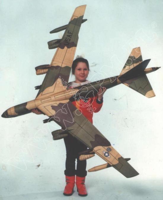 GPM 1:33 B-52D