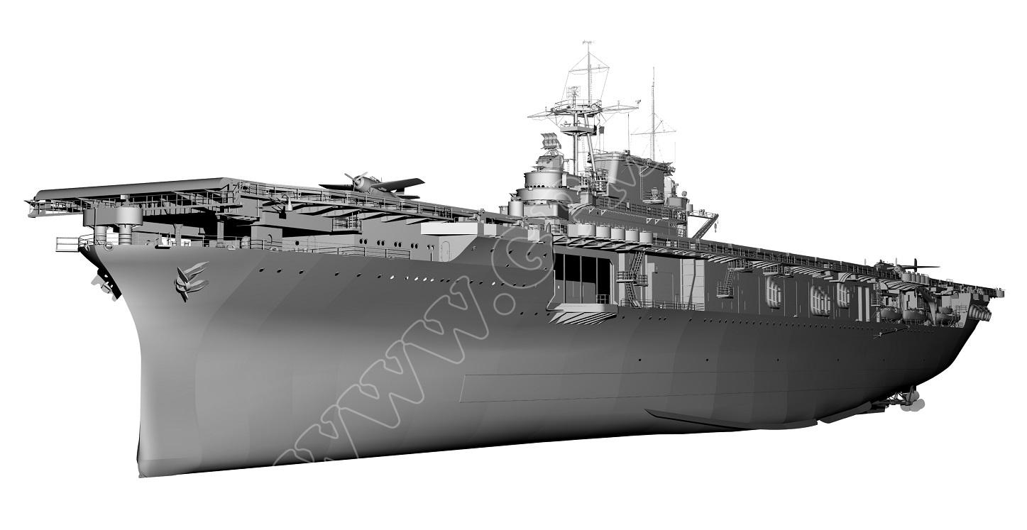 uss hornet cv 200   gpm 500  du u017cy komplet  model  wr u0119gi  uzbrojenie i detale wycinane laserowo